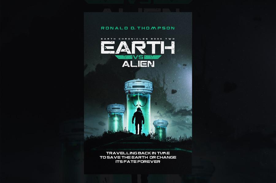 Earth V Alien manuscript now completed!
